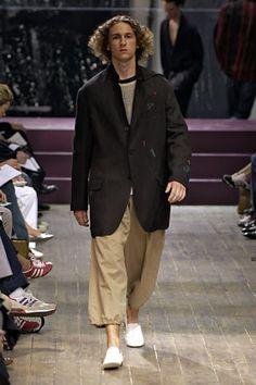 spring 2005  Yohji Yamamoto