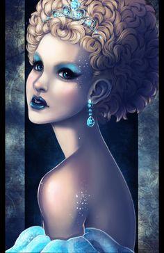Cinderella by DigiAvalon.deviantart.com