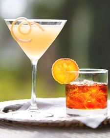 Searching for a special drink to serve at your wedding reception? Get inspired by these signature cocktails from Real Weddings.