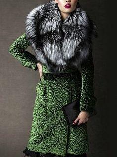 Fur Fashion, Love Fashion, High Fashion, Winter Fashion, Womens Fashion, Fashion Design, Fashion Trends, Looks Chic, Looks Style