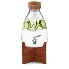 Serve your guests from the ultimate in modern drink dispensers!