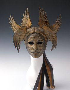 fabionardini:  Vanth, Etruscan goddess associated with death     Via pin de Doug Hanson