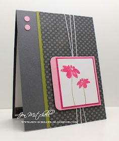 can see this being the color combo for my baby girls scrapbook!