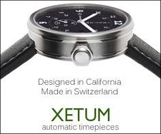 Xetum Swiss automatic watches