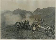 Press Photo 25 新闻老照片-中日军队在长城南口激战