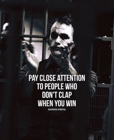 Pay close attention..