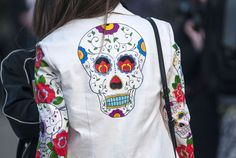 London Fashion Week Fall 2013 Street Style