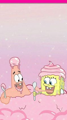 ideas wallpaper iphone cartoon spongebob for 2020