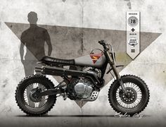 Capêlos Garge and Dream Wheels Heritage have joined forces to build this incredible commissioned project of an Honda NX650 inspired by the 1970's Honda Motorcycles We has expected have created the Design and Dream Wheels is taking good care of the Build. You Can follow this build on DREAM WHEELS PAGE Render by Nuno Capêlo