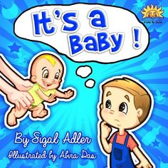 """Children books:""""IT'S A BABY""""(new baby books for siblings)(parenting picture books in toddlers)Bedtime Stories Early Readers Picture Books in Kids Collection(goodnight ... Books for Early / Beginner Readers), http://www.amazon.com/dp/B00KGLJ2F2/ref=cm_sw_r_pi_awdm_yEMFtb19GDZYE"""