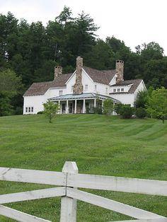 farmhouse, stone