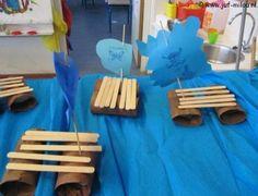 Dit knutselwerkje is maar 1 van de vele die we hebben in het thema verkeer, bezoek Juf Milou voor nog meer knutselwerkjes. Thema Hawaii, Activities For Kids, Crafts For Kids, Kindergarten, Doodles, Little Ones, School, Water, Fun