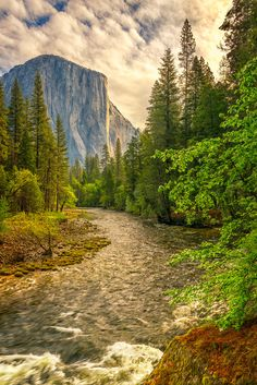 neeeeed to see this! i have yosemite on my list like a million times. Sierra Nevada, Yosemite National Park, National Parks, Places To Travel, Places To See, Places Around The World, Around The Worlds, Foto Nature, Grand Parc