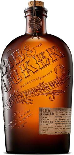 Bib & Tucker 6 Year Old Small Batch Bourbon Whiskey | @Caskers