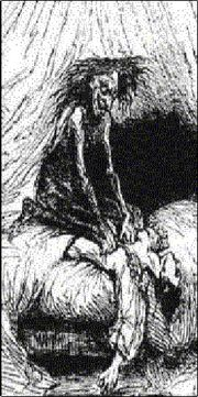 """The """"Old Hag"""" Syndrome explained - """"You wake up unable to move, barely able to breathe. you feel an oppressive weight on your chest. and you sense some evil presence in the room. The old hag strikes! Baba Yaga, Shadow People, Sleep Paralysis, Horror, Creepy Stories, Demonology, Cryptozoology, Urban Legends, Fantasy"""