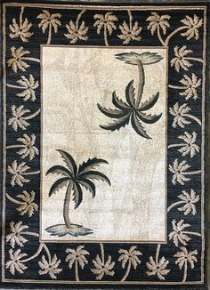 Palm Tree Bath Rug From Target Home Kitchen In The Ideas Pinterest Rugs And