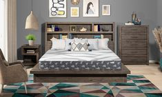 """Aireloom Firm Mattresses Airecool A/R 12"""" 