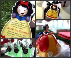 Snow White party ideas...
