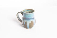Cafe Mug in Stoney Quartz