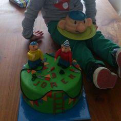 Buurman en buurman taart; patt and matt cake