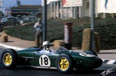 1960 John Surtees, Team Lotus, Lotus 18 Climax