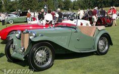 MG TC Midget 1948