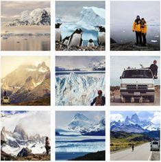Sara et Dan, les vadrouilleurs Super Cars Images, Car Images, Lonely Planet, Mount Everest, Vans, Mountains, Nature, Travel, Naturaleza