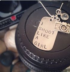"Haha!!! For all of you ""camera girls"" out there!"