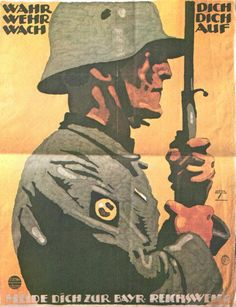Propaganda poster, pin by Paolo Marzioli Ww2 Propaganda Posters, Political Posters, Ww1 Posters, War Photography, World War One, Vintage Posters, War Medals, Military Equipment, Military History