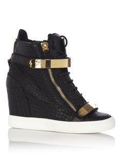 Zal Kemerink Luus haar schoenen zo mooi kunnen maken?