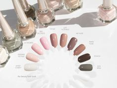 The Beauty Look Book: Christian Louboutin Nail Color - The Nudes