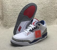 True Blue Air Jordan 3 OG Retro f75363191