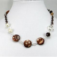 Still perfecting the light box   cavossa designs - Coffee Break Necklace, $28.00 (http://www.cavossadesigns.com/coffee-break-necklace/)