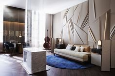 >>>A living space by Elliott Barnes>>>AD France Hosts a Spectacular Designer Show House
