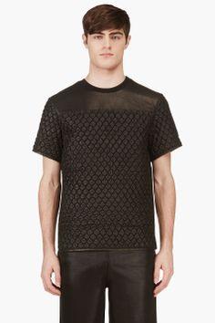 Palarn Mens Fashion Sports Shirts Mens Spring Summer Fashion Personality Printing O-Neck Short Sleeve T-Shirt Top
