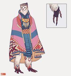 creaturesfromdreams:  costumes concept 1 _The-Brade by Zarnala —-x—- More:|Sci Fi|Random|CfD Amazon.com Store|