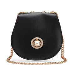 Ladies Small Candy Color Cross Body Bag