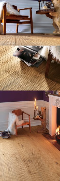 Very vivid character! All Riva Mezzo products are brushed and have a large bevel alongside. Natural Wood Flooring, Hotel, Natural Oils, Woods, Dining Table, Rustic, Country, Nature, Image