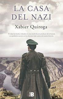 Los libros de Dánae: La casa del nazi.- Xabier Quiroga