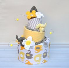 Hey, I found this really awesome Etsy listing at https://www.etsy.com/listing/260211294/yellow-and-gray-baby-shower-yellow-and