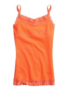 Our Favorite Metalic Lace Cami