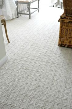 upstairs carpet--The carpet is by Mohawk in their wear-dated line and the color…