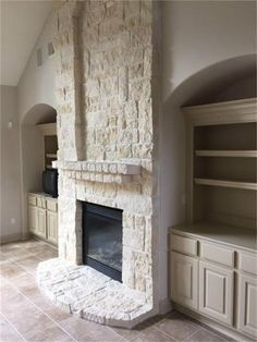 15902 Chart House Ct, Houston, TX 77044 | MLS #44299400 | Zillow. More  Information. More Information. Stone Veneer Fireplace ...