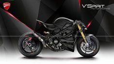 Ducati Streetfighter V'Spirit Motorworks join us on Facebook https://www.facebook.com/Vspirit-Motorworks-298115447052915/?pnref=story