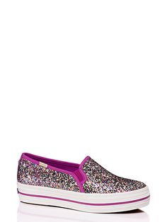 Kate Spade Decker Too Sneakers - yeah, it's like they were made just for me