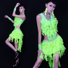 Pipe dance costumes jazz dance performances Kit I love the DRESS the rest is over the top I feel no hating please