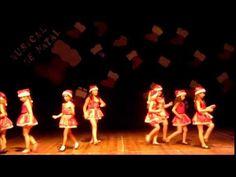 MUSICAL DE NATAL - EDUCAÇÃO INFANTIL - ESCOLA MONTEIRO LOBATO - YouTube
