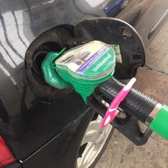 I didn't realise how long you stand filling your  tank until @pumppal Refuel the easy way! #Essential