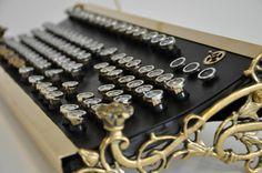 Steampunk-Tastatur mit Anleitung « Clockworker – Steampunk