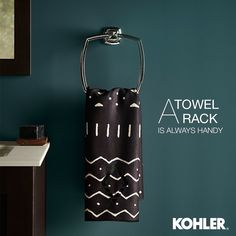 kohler_indiaWhen it comes to creating a chic bathroom, even the small things count, like a stylish towel rack to show off your pretty hand towels. Pretty Hands, Bathroom Essentials, Chic Bathrooms, Small Things, Hand Towels, Thursday, Count, Things To Come, India